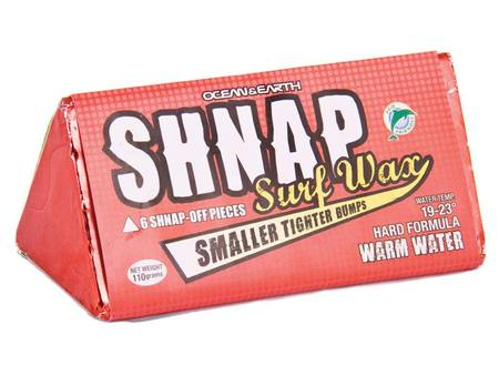 Shnap Surf Wax Warm 100g