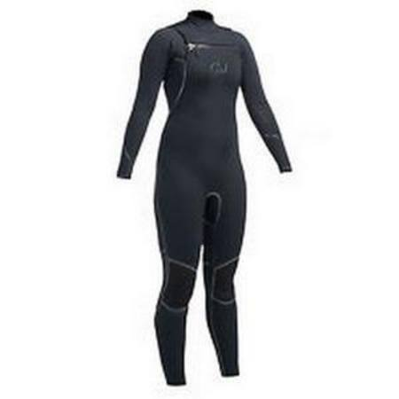 Gul Viper Ladies 4/3 Chest Zip Wetsuit - Great price