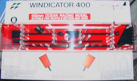 Buy 400mm Ocean Racing Model - Suitable for Yachts 8 metres and Over. Includes Mast Head Fitting & Reference Arms & Reflective Sheeting for night time Sailing in NZ.
